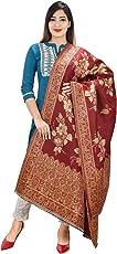 FusFus Women's Weaving Woollen Shawl (F0109)