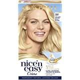 Clairol Nice'n Easy Crème, Natural Looking Oil Infused Permanent Hair Dye, SB1 Ultra Light Natural Beach Blonde