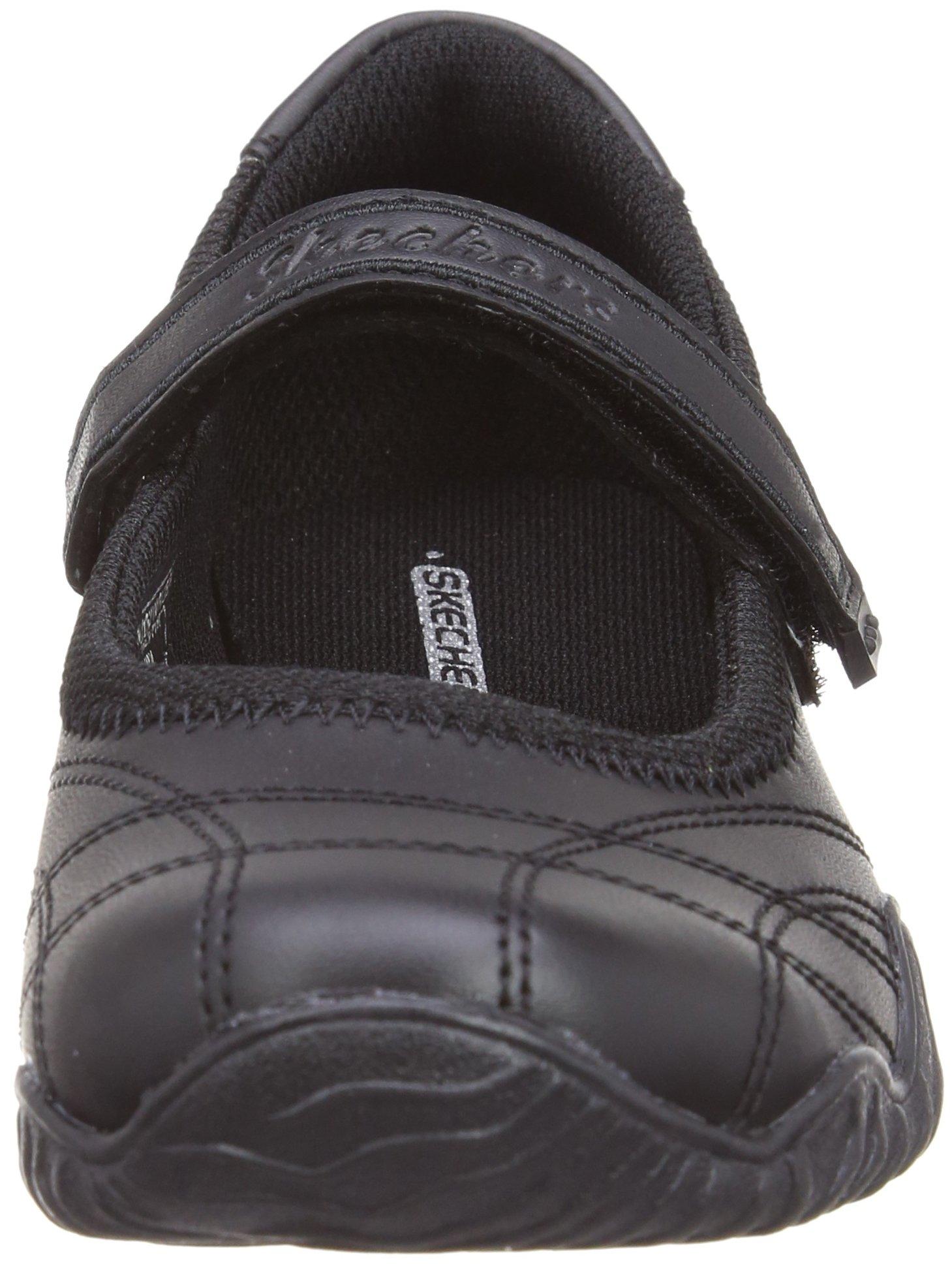 Skechers Velocity Pouty – Bailarinas de cuero niña
