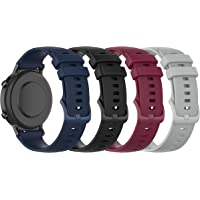 Chofit - Cinturino di ricambio per Umidigi Uwatch 3, in morbido silicone, per smartwatch Uwatch 3, GPS/Uwatch 3, Ufit…