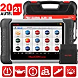 Autel MaxiCOM MK808TS TPMS Scanner with Complete TPMS and Sensor Programming, Diagnosis for All Systems and Combination of Se