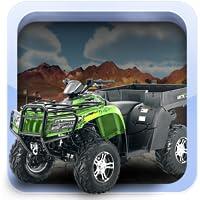 ATV Parkplatz 3D