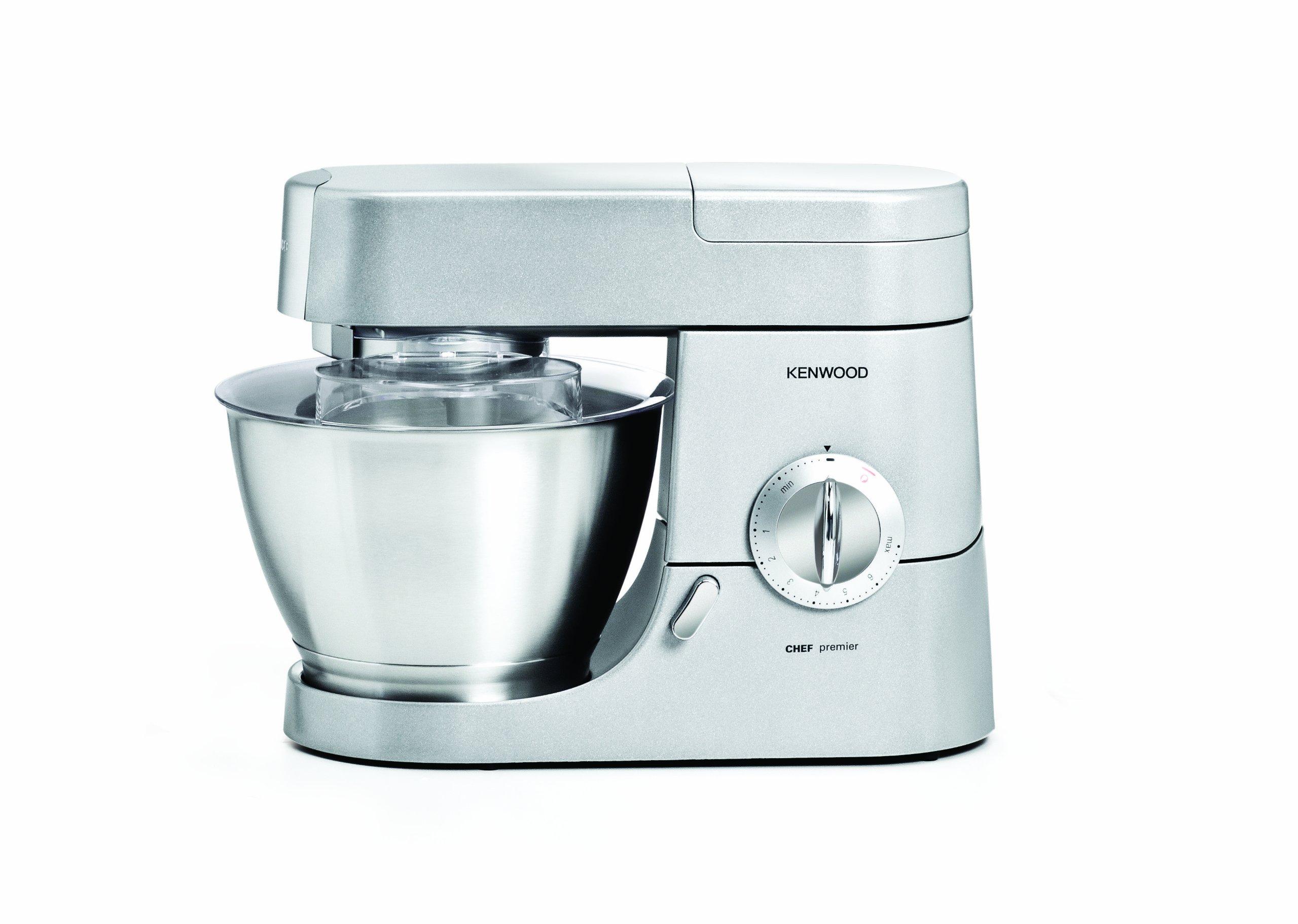 Kenwood-0WKMC57008-Chef-Premier-Kchenmaschinen-inklusiv-Glasmixaufsatz