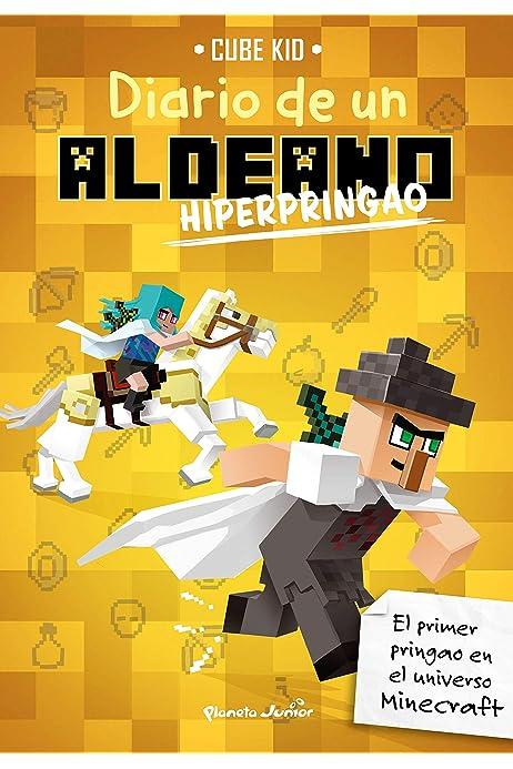 Minecraft. Diario de un aldeano hiperpringao eBook: Cube Kid, Traducciones Imposibles, S. L.: Amazon.es: Tienda Kindle