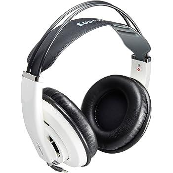 Superlux HD681 EVO Cuffie da Studio, Gaming, DJ - Bianco