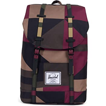 c1d0fbac75d0 Herschel Backpack Retreat Classics Backpacks Polyester 19.5 l ...