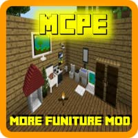 Furniture Mod Launcher Master For PE