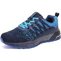 SOLLOMENSI Scarpe da Ginnastica Uomo Donna Scarpe per Correre Running Corsa Sportive Sneakers Trail Trekking Fitness…