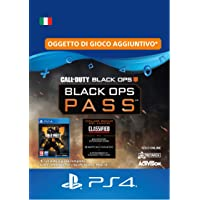 Call of Duty: Black Ops 4 - Black Ops Pass | Season Pass Edition | Codice download per PS4 - Account italiano