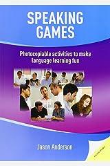 SPEAKING GAMES Paperback