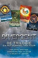 Divergent, de trilogie en het verhaal van Four