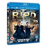 R.I.P.D.: Rest in Peace Department (+ 2D Blu-ray) [Blu-ray 3D]