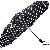 BOLERO OMBRELLI - Ombrello da Pioggia Mini Pieghevole Antivento di alta qualità - Apertura e chiusura automatica OPEN-CLOSE -