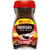 Nescafe Red Mug Instant Coffee, 200g – Promo Pack