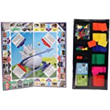 Ratna's Fun Filled Business 5 in 1 Deluxe Game with Plastic Money Coins for Young Businessmen to Learn Trading and Other…