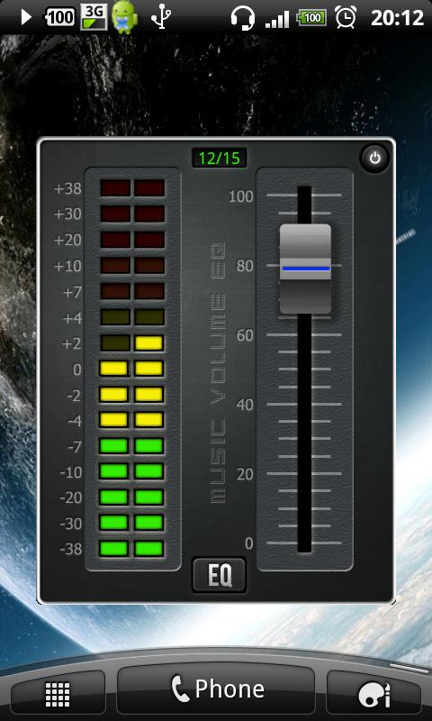 Music Volume EQ: Amazon.de: Apps für Android