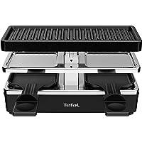 Tefal RE2308 Plug & Share Raclette 400 W 2 poêlons + plaque de cuisson Interrupteur marche/arrêt Revêtement anti-adhésif…