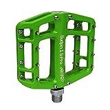 NC-17 Unisex-Erwachsene Pedalen Sudpin I S-Pro grün