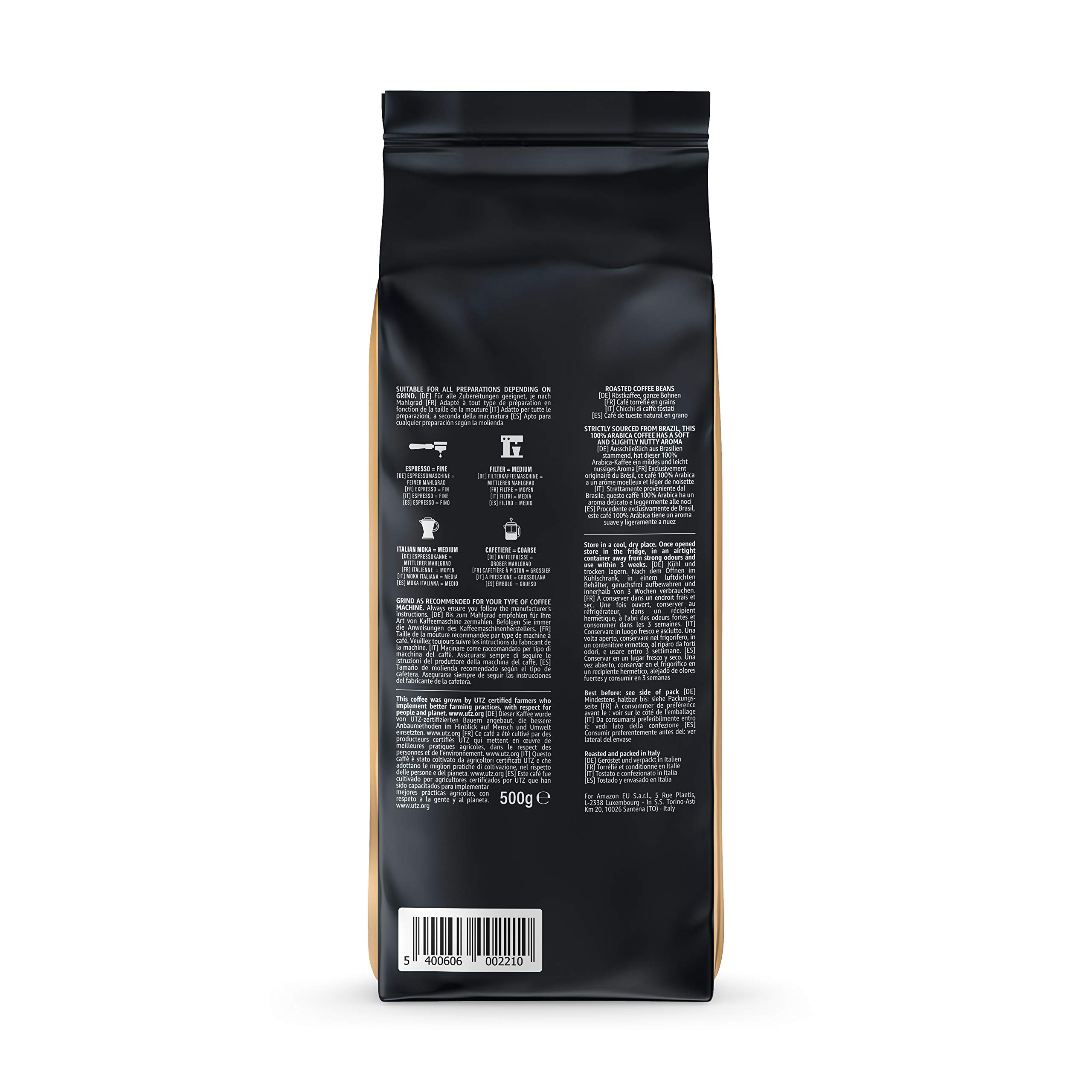 Amazon-Brand-Happy-Belly-Coffee-Beans