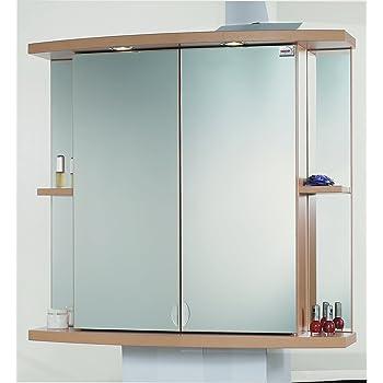 Praktischer Badezimmerschrank Spiegelschrank Hangeschrank Aus