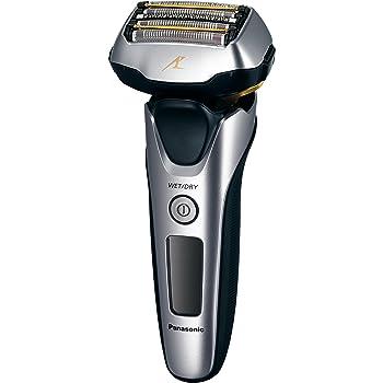 Panasonic Premium Rasierer ES-LV6N mit ultraflexiblem 3D-Scherkopf, Elektrorasierer für Herren, Nass/ Trocken-Rasierapparat, Anpassung an jede Kontur