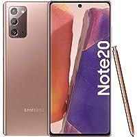 Samsung Galaxy Note 20 Android Smartphone ohne Vertrag Triple Kamera Infinity-O Display 256 GB Speicher starker Akku…