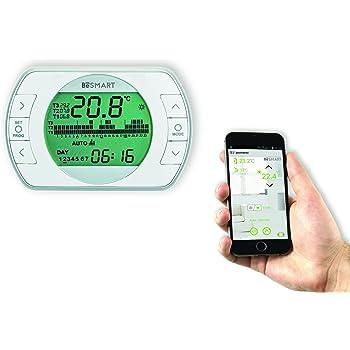 BeSMART 20111887 Termostato Wifi per Smartphone