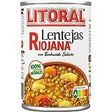 Litoral Plato Preparado de Fabada Asturiana, sin Gluten, 435g ...