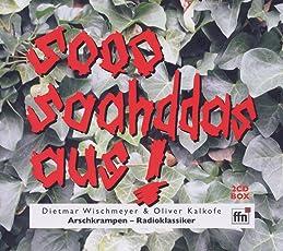 Arschkrampen - Sooo Saahddas Aus