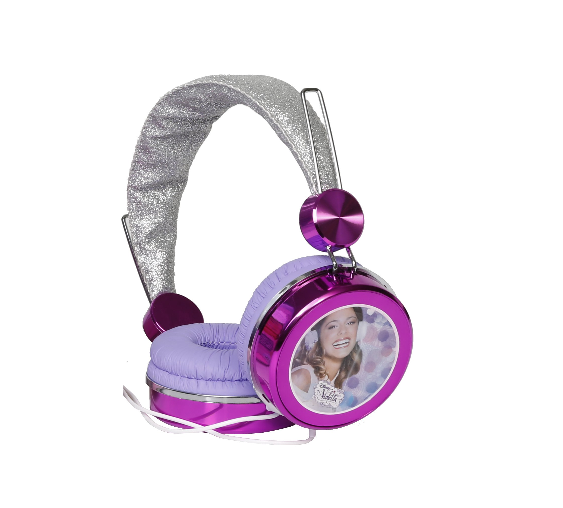 Giochi Preziosi 70022971 – Disney Violetta Glitter Auriculares