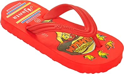 Ajanta Colors Boys' Slipper