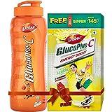 Dabur Gluco Plus C Lemon - 1 Kg
