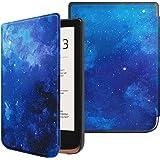 FINTIE Cienkie etui do Pocketbook Touch HD 3 / Touch Lux 4 / Basic Lux 2 czytnik e-booków - najwyższej jakości lekki pokrowie