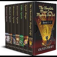 The Chocolate Magic Cozy Mystery Box Set Books 1 to 7 (English Edition)