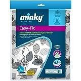 Minky Cubierta para Tabla de Planchar Fácil Ajuste - 122 x 43 cm, Color surtido
