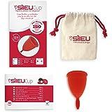 Copa Menstrual Sileu Cup Classic - 12 horas de protección sin ...