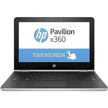 HP Pavilion x360 11-AD031TU 11.6-inch Laptop (7th Gen Intel Core i3-7130U Processor/4GB/1TB/Windows 10/Intel HD Graphics 620), Natural Silver