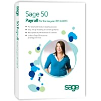 Sage 50 Payroll for the tax year 2012-13 (PC)
