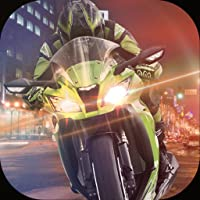 Xtramath moto racing harley david traffic game 2016 : new extra bike race simulator and clash of police