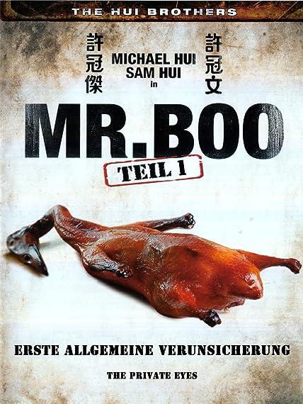 Mr. Boo 1