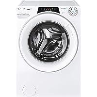 Candy RO Machine à laver/sèche-linge à charge frontale, capacité de 8 kg, 9 programmes rapides, 1200 tours/min, WiFi…