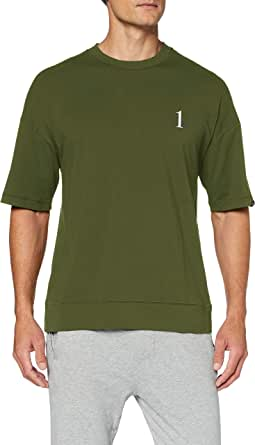 Calvin Klein Men's Graphic T-Shirt, White