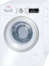 Bosch WAW28570 Serie 8 Waschmaschine FL / A+++ / 196 kWh/Jahr / 1360 UpM / 8 kg / ActiveWater Plus / weiß