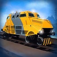 Zug Monster-LKW - Spiele für Kinder