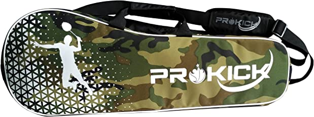 Prokick Badminton Kitbag with Double Zipper Compartments