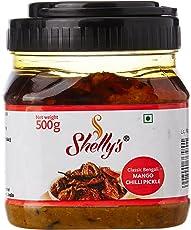 Shelly's Mango Chilli Pickle, 500g