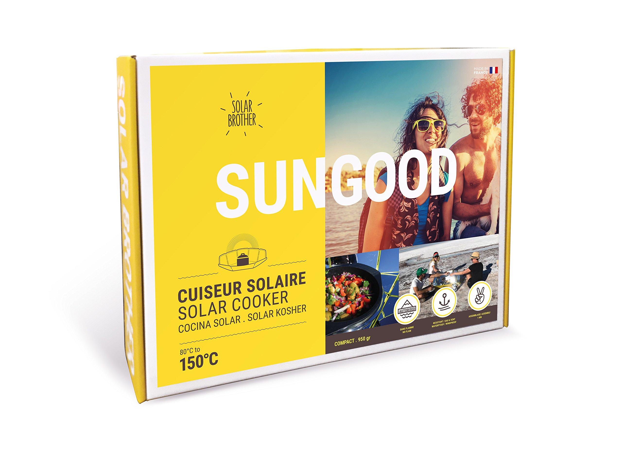 SUNGOOD Solar Cooker 1