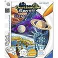Ravensburger - Livre d'aventure interactif tiptoi - Destination savoir L'espace - Jeux électroniques éducatifs sans écran et