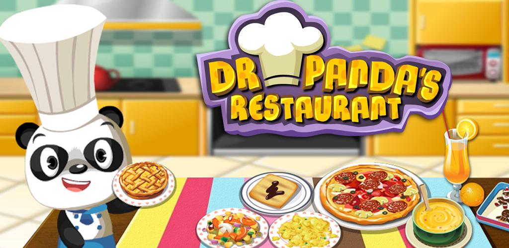 Dr panda restaurant jeu de cuisine pour enfants - Jeu de cuisine android ...