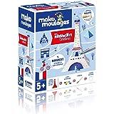 mako moulages kit créatif Tour Eiffel